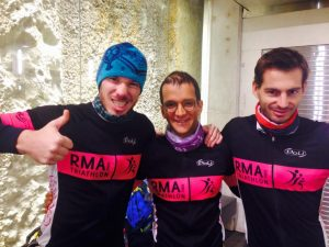 RMA Triathlon Paris