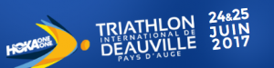 Triathlon international de Deauville - 24 et 25 juin 2017