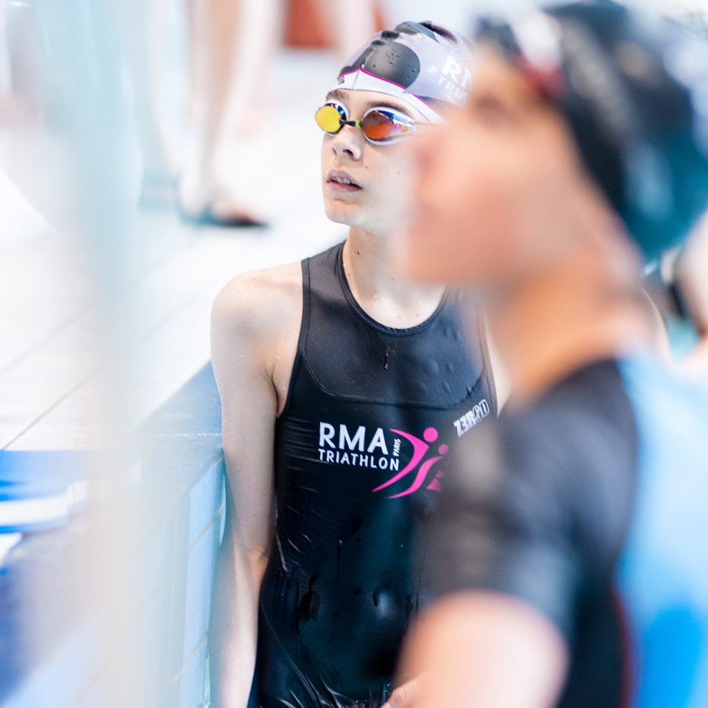 Ecole de triathlon RMA Paris Triathlon